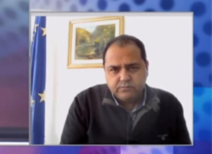 """VIDEO: Δήμαρχος Αμοργού: """"Είμαστε σε επιφυλακή. Αγωνιούμε για τις αυξημένες μετακινήσεις"""""""