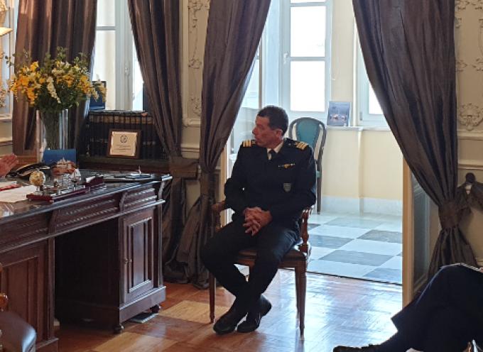 Σύσκεψη στα γραφεία της ΠΝΑΙ για το συντονισμό των δράσεων των σωμάτων ασφαλείας ενάντια στον Κορωνοϊό
