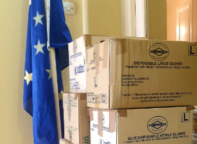 ΠΝΑΙ: Διανομή υγειονομικού υλικού από την Περιφερειακή Ενότητα Κυκλάδων
