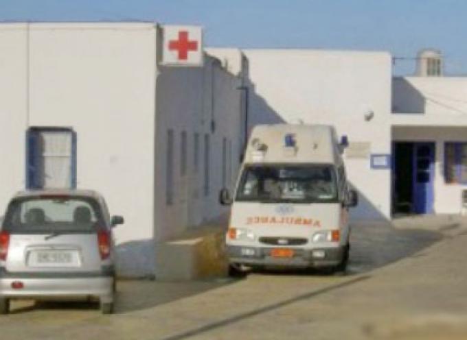 """Δήμαρχος Αμοργού: """"Ευχαριστούμε όσους συνεργάστηκαν και βοήθησαν για να μην στερηθεί η Αμοργός τις υπηρεσίες ασθενοφόρου"""""""