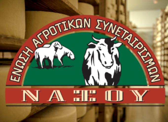 Ε.Α.Σ. Νάξου, Ένωση Ξενοδόχων Νάξου και Άννα-Μαρία Μπαρού, μαζί για τα ναξιώτικα προϊόντα!