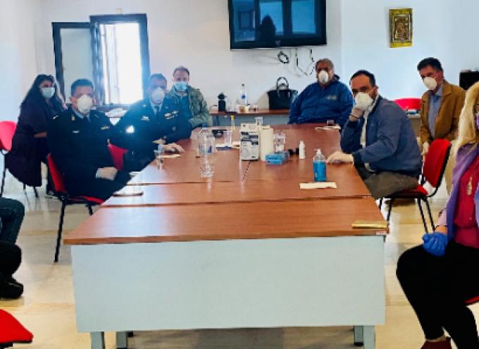 Μύκονος: «Συνεδρίαση Συντονιστικού Τοπικού Οργάνου Πολιτικής Προστασίας για την εντατικοποίηση των μέτρων για την πανδημία.»
