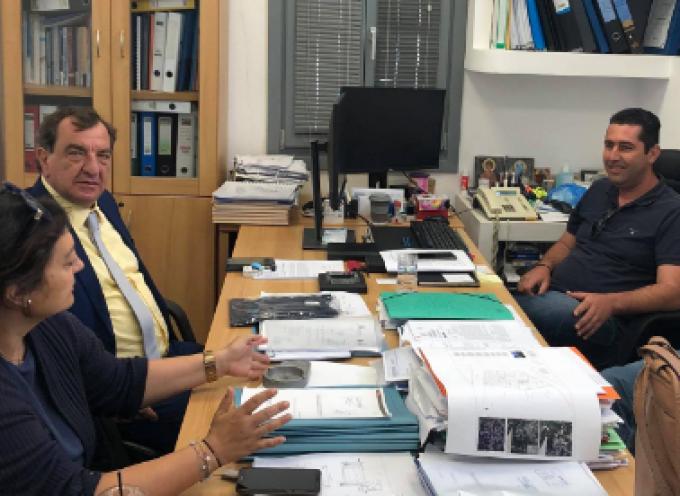 Επίσκεψη και αναλυτική ενημέρωση Δημάρχου στη Δ.Ε.Υ.Α. Θήρας