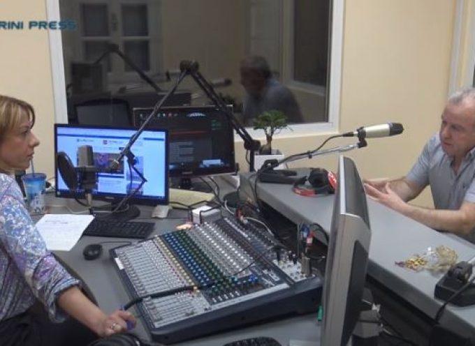VIDEO: Ο Πρόεδρος του Εμπορικού Συλλόγου Θήρας κ. Νίκος Νομικός στο RADIO FAROS SANTORINI 105.9
