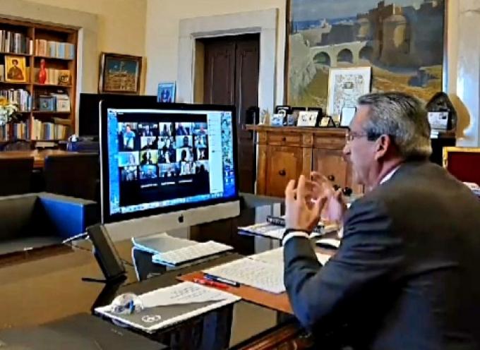 Τηλεδιάσκεψη υπουργείου Τουρισμού με τις 13 Περιφέρειες της χώρας: Τις επόμενες μέρες τα πρωτόκολλα για τον Τουρισμό – Η δέσμευση του Υπουργού Τουρισμού