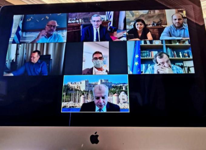 Συγκροτήθηκε σε σώμα το Διοικητικό Συμβούλιο του ΦΟΔΣΑ Νοτίου Αιγαίου – Στη θέση του Γραμματέα ο Δήμαρχος Θήρας