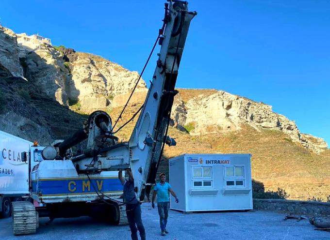 Ικανοποίηση Λεονταρίτη για την έναρξη των εργασιών αποκατάστασης στο λιμάνι του Αθηνιού