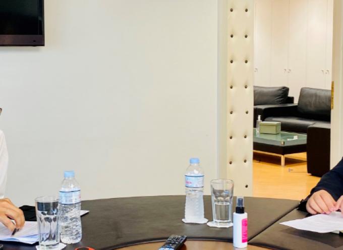 Στoν ΔΕΔΔΗΕ ο Φίλιππος Φόρτωμας για ζητήματα που απασχολούν τις Κυκλάδες