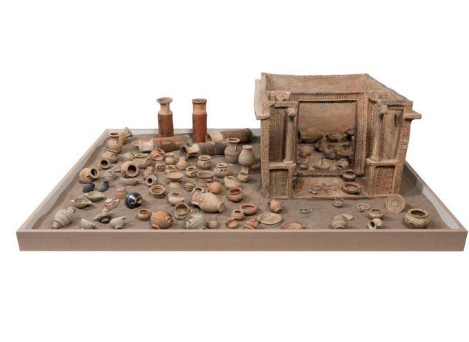 Επιταχύνεται ο εκσυγχρονισμός και η αναβάθμιση του Αρχαιολογικού Μουσείου Θήρας