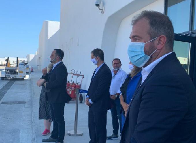 Στη Μύκονο για την επίσημη έναρξη της τουριστικής περιόδου ο Βουλευτής Κυκλάδων Φίλιππος Φόρτωμας