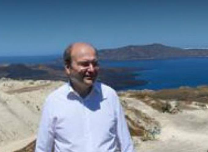 ΑΠΟΚΛΕΙΣΤΙΚΟ: Σημαντικές εξελίξεις στο θέμα της διαχείρισης των απορριμμάτων, σηματοδοτεί η επικείμενη επίσκεψη του Υπουργού Περιβάλλοντος και ενέργειας κ. Κωστή Χατζηδάκη στη Σαντορίνη