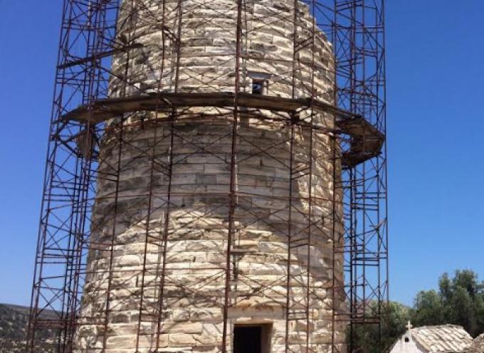 """Γιάννης Βλασερός: """"Ο Πύργος του Χειμάρρου Νάξου αναμένει με αγωνία την επέμβαση της Πολιτείας"""""""