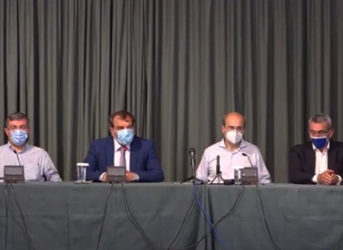 VIDEO: Ο Υπουργός Περιβάλλοντος & Ενέργειας κ. Κ. Χατζηδάκης στη Σαντορίνη