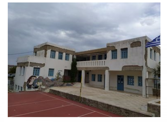 Υπεγράφη η σύμβαση για την επισκευή του Γυμνασίου – Λυκείου Σερίφου