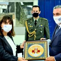 Τριήμερη επίσκεψη του Περιφερειάρχη, Γιώργου Χατζημάρκου στο Καστελλόριζο, για την 77η επέτειο της απελευθέρωσης του νησιού