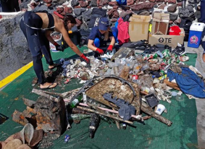 Dive In Action: Υποβρύχιος καθαρισμός Αμμουδίου και Περίσσας – Οι δράσεις