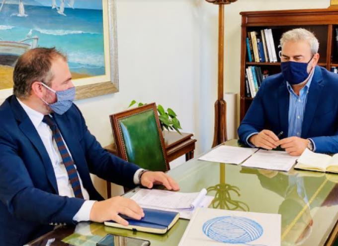 Με τον Γενικό Γραμματέα του ΕΟΤ συναντήθηκε ο Φ. Φόρτωμας