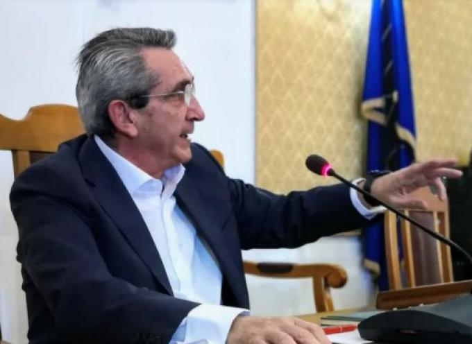Γ.Χατζημάρκος:Δεν άντεξε τα αποκαλυπτήριά του ο Μανώλης Γλυνός και αποχώρησε από τη συνεδρίαση του Περιφερειακού Συμβουλίου
