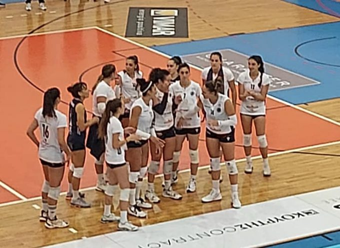 Volley League Γυναικών (3η αγωνιστική): Α.Ο. Θήρας – Α.Ο. Μαρκοπούλου Revoil 3-2