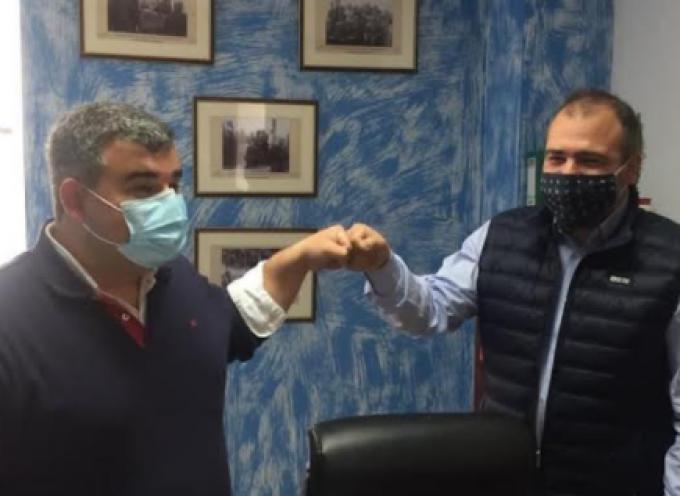 Το νοσοκομείο Σύρου επισκέφτηκε ο βουλευτής Κυκλάδων Φ. Φόρτωμας