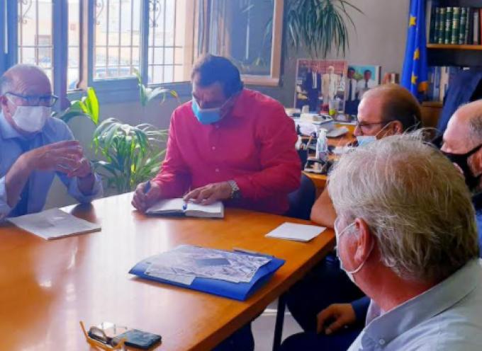 """Γ. Λεονταρίτης για την ανακατασκευή του γηπέδου στον Καρτεράδο: """"Σε αυτή την ιστορική συγκυρία για το ποδόσφαιρο της Σαντορίνης και των Κυκλάδων η Περιφέρεια δηλώνει παρούσα"""""""