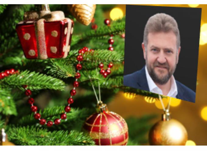 Ευχές από τον πρόεδρο της ΔΕΥΑΘ και επικεφαλής της δημοτικής παράταξης «Τώρα για την Σαντορίνη και τη Θηρασιά» Μανόλη Ορφανό