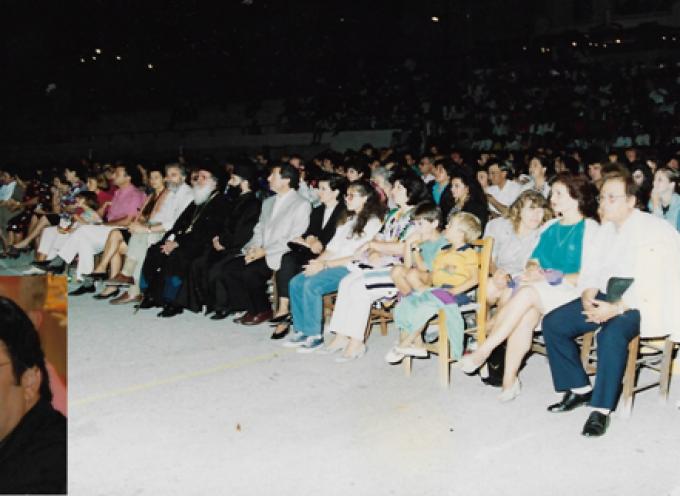 """Χρύσανθος Ρούσσος: """"Είμαι υπερήφανος και συνεχίζουμε"""""""