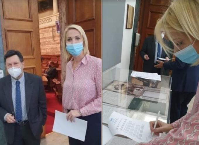 Δεκτή έγινε η τροπολογία της Κατερίνας Μονογυιού στο Νομοσχέδιο του Υπουργείου Περιβάλλοντος για τα Συμβούλια Αρχιτεκτονικής