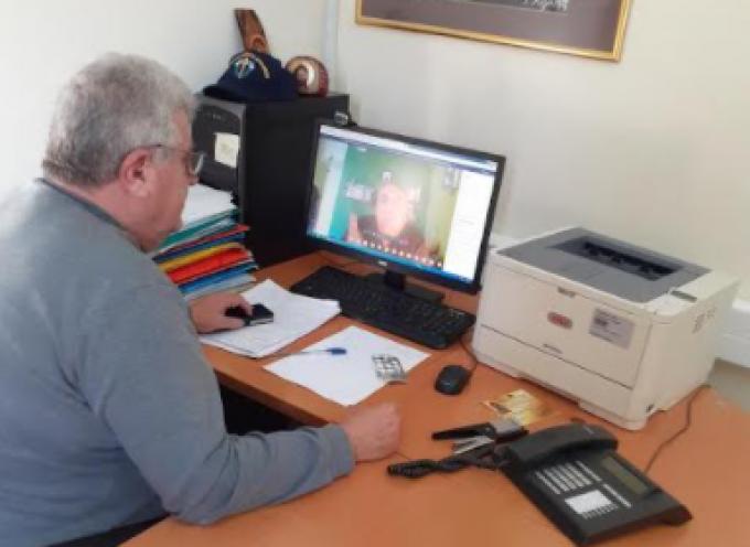 Σε διαδικτυακή συζήτηση για την αγροτική πολιτική συμμετείχε η Περιφέρεια Νοτίου Αιγαίου