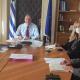 Τηλεδιάσκεψη γνωριμίας του υπουργού Αγροτικής Ανάπτυξης και των αντιπεριφερειαρχών πρωτογενή τομέα