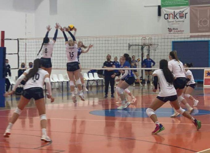 Volley League Γυναικών: Εύκολο απόγευμα για τον ΑΟ ΘΗΡΑΣ νίκησε με 3-0 την Λαμία