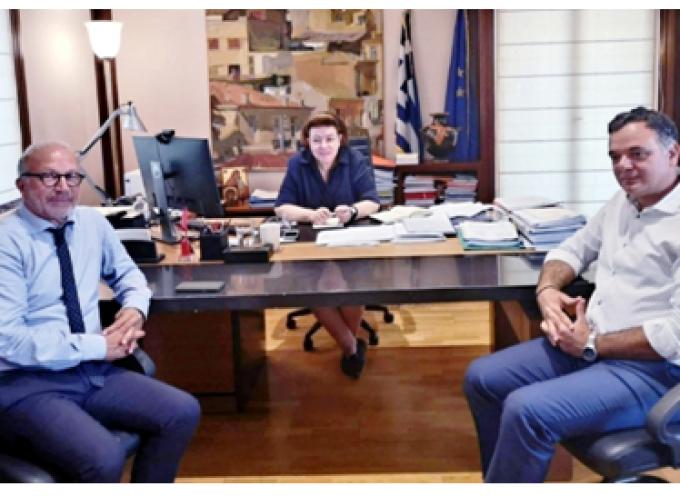 """Γιώργος Λεονταρίτης: """"Κατάργηση όλων των υφιστάμενων επιτροπών για τα ετοιμόρροπα κτίρια και αντικατάστασή τους από μία (fast track) Επιτροπή με έδρα την έδρα της Αποκεντρωμένης Διοίκησης"""""""