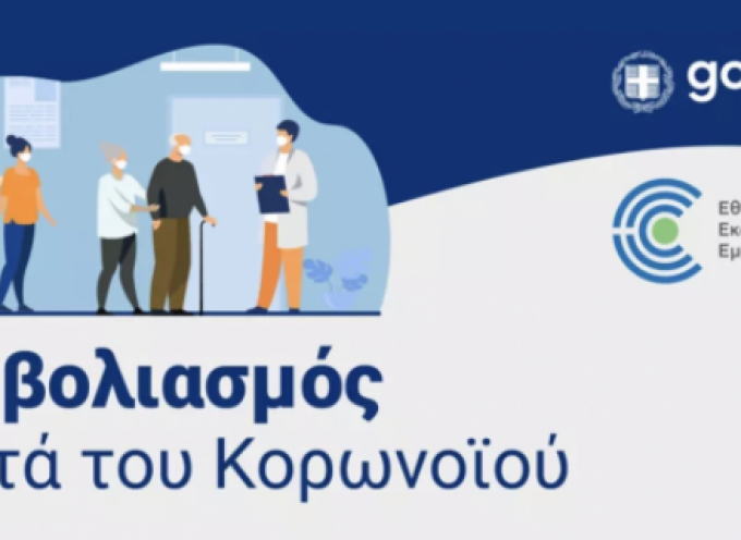 Δήμος Αμοργού: Έναρξη εμβολιασμού για τις ηλικιακές ομάδες 60 ετών και άνω