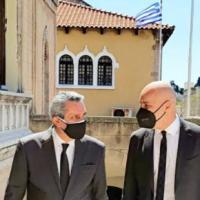 """Γιώργος Αμυράς απο τη Ρόδο: """"Είμαστε έτοιμοι να δώσουμε λύσεις στο ζήτημα των δασικών χαρτών. Το δόγμα αλλάζει"""""""