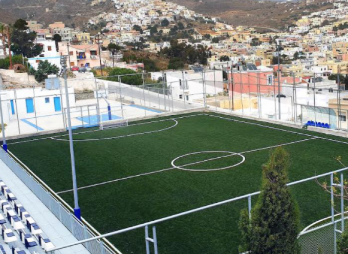 Γιώργος Λεονταρίτης: «Η Επόμενη Μέρα του Πολυχώρου Αθλητισμού – Πολιτισμού στα Καμίνια Σύρου»