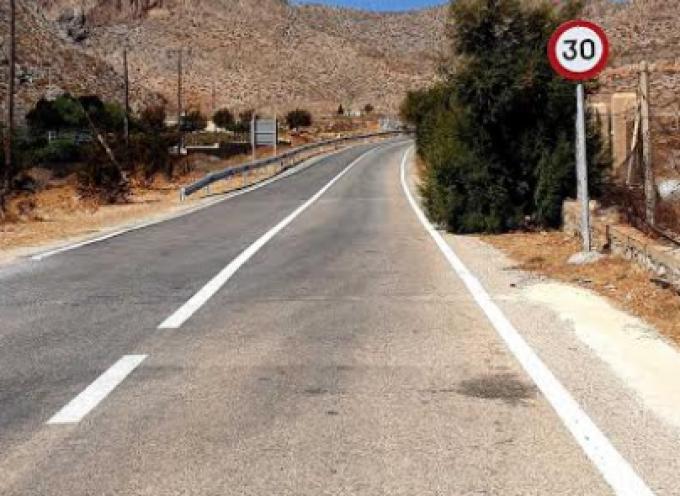 Ολοκληρώθηκαν τα έργα βελτίωσης του επαρχιακού οδικού δικτύου σε Σέριφο – Σίφνο – Κίμωλο – Ίο – Σίκινο – Φολέγανδρο – Ανάφη