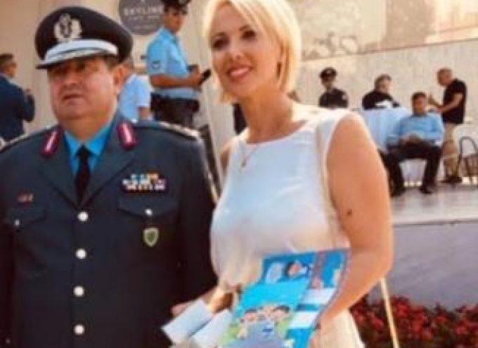 Θετική ανταπόκριση του Αρχηγού της ΕΛ.ΑΣ στο αίτημά της Κατερίνας Μονογυιού για ενίσχυση του Αστυνομικού Τμήματος της Πάρου