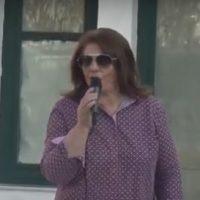 """Η Πρόεδρος της Κοινότητας Καμαρίου κα Μαριάννα Πελέκη στην εκπομπή """"Θηραϊκές καλημέρες"""""""