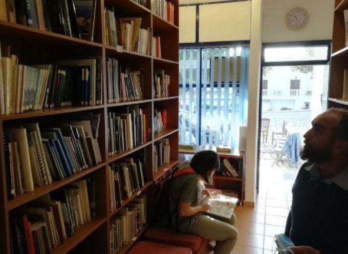 Ολοκληρώθηκε η νέα βιβλιοθήκη της ΕΣΤΙΑΣ ΠΥΡΓΟΥ