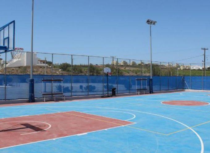 ΔΑΠΠΟΣ: Ανοίγουν τα εξωτερικά γήπεδα ποδοσφαίρου 5Χ5 και καλαθοσφαίρισης