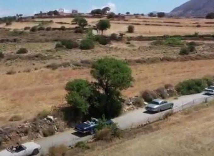 VIDEO: Ταξίδι στη Νάξο με το ράλι ιστορικών αυτοκινήτων του 4ου Food Experience Graviera Naxos 2021