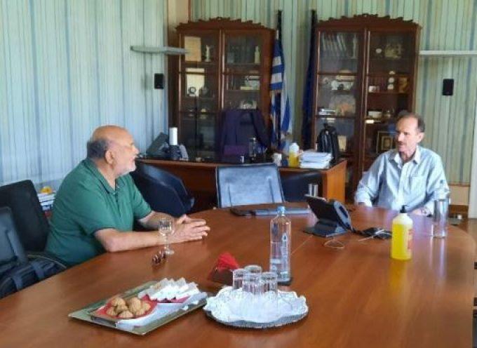 Νίκος Συρμαλένιος: Το ναυπηγείο του Νεωρίου στρατηγικός αναπτυξιακός πυλώνας για τη Σύρο και τις Κυκλάδες