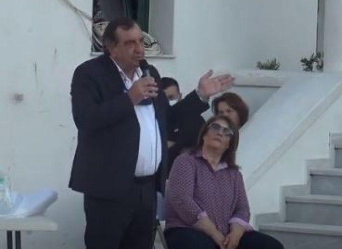 Video: Η ανοιχτή συγκέντρωση στο Καμάρι της 1ης Ιουνίου 2021
