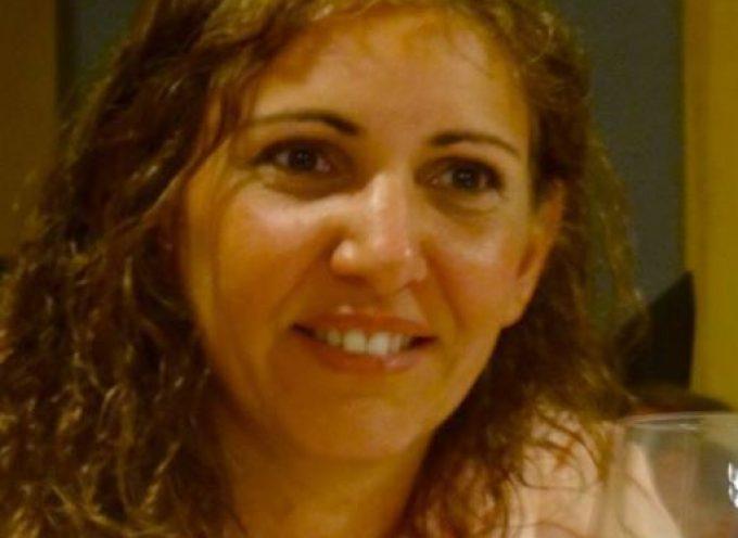 """Η κα Ιωάννα Βαμβακούρη, Πρόεδρος της Θηραϊκής Εταιρείας Επιστημών, Γραμμάτων & Τεχνών στην εκπομπή """"Θηραϊκές καλημέρες"""""""