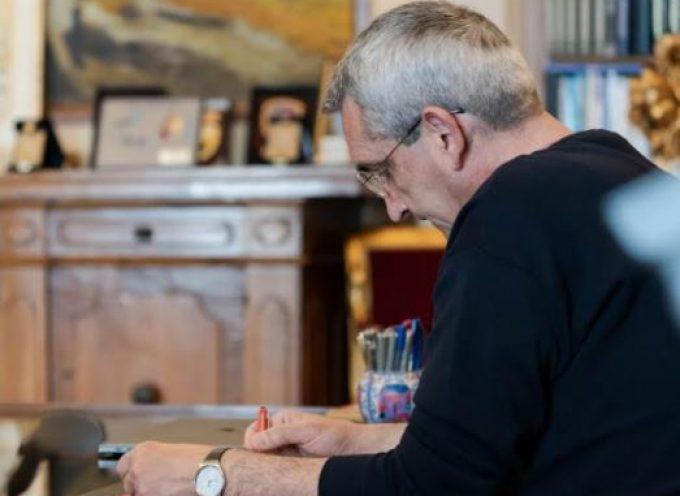 ΠΝΑΙ: Υπογραφή σύμβασης με τον ανάδοχο για την τριετή αντιπλημμυρική προστασία της Τήνου