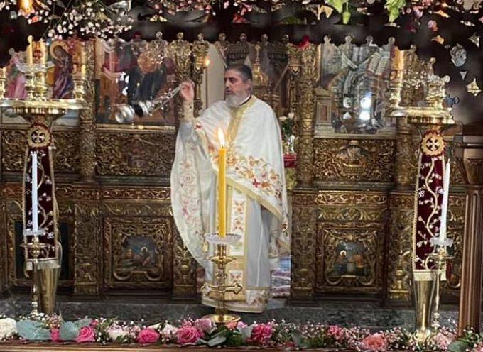 Σαντορίνη: Γιορτάστηκε η Παναγία η Μεσανή