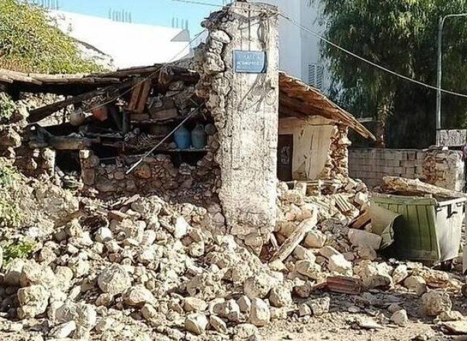Το πλέγμα μέτρων για τους σεισμόπληκτους θα ανακοινώσει ο πρωθυπουργός στην Κρήτη-Στα 25-30 εκατ. ευρώ η άμεση κρατική ενίσχυση