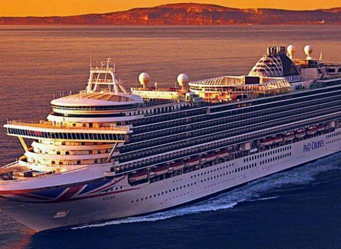 Χωρίς ιδιαίτερες αλλαγές για την Ελλάδα το πρόγραμμα της βρετανικής P&O Cruises.
