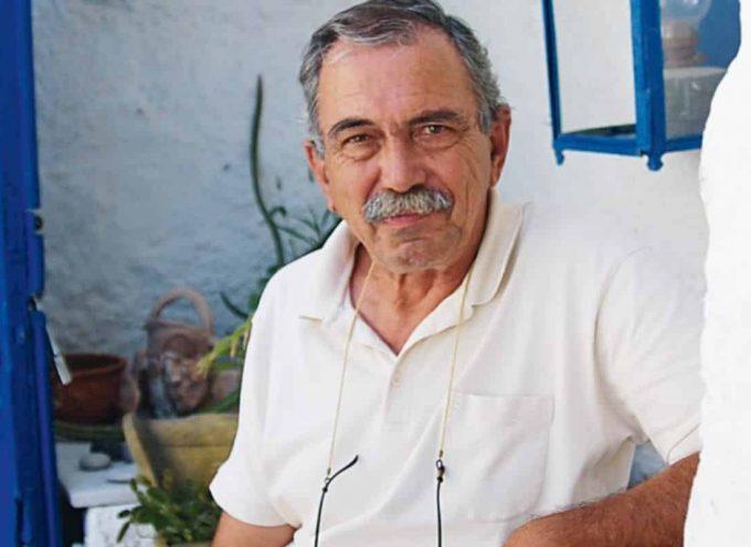 Το δίκτυο Aegean Cuisine αποχαιρετά τον Γιώργο Χατζηγιαννάκη.