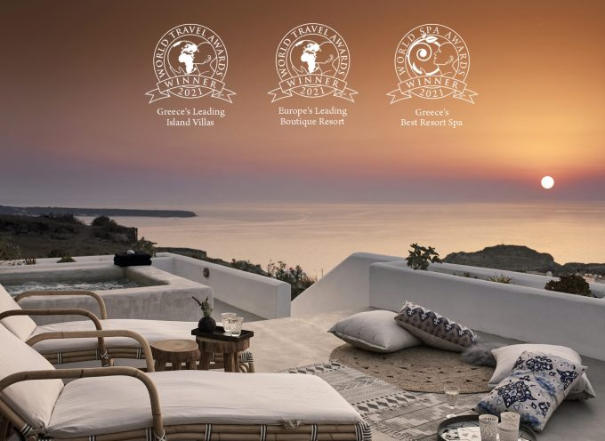 "METAXA HOSPITALITY GROUP: EΞΙ ΝΕΕΣ ΔΙΕΘΝΕΙΣ ΔΙΑΚΡΙΣΕΙΣ ΣΤΑ WORLD TRAVEL AWARDS ""Greece's Leading Hotel Group 2021"" ο Όμιλος"